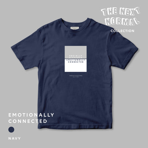 THE NEXT NORMAL #3 EMOTIONALLY CONNECTED - NAVY