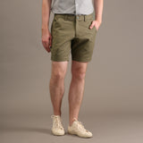 MATT OLIVE SHORTS - EXTRA CHINO SHORTS