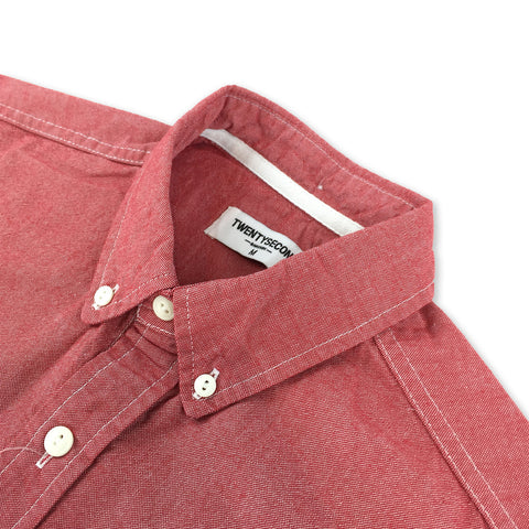 RED IVY OXFORD SHIRT