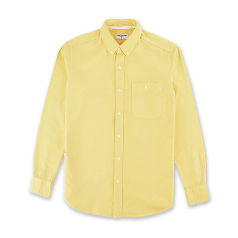 YELLOW IVY OXFORD SHIRT