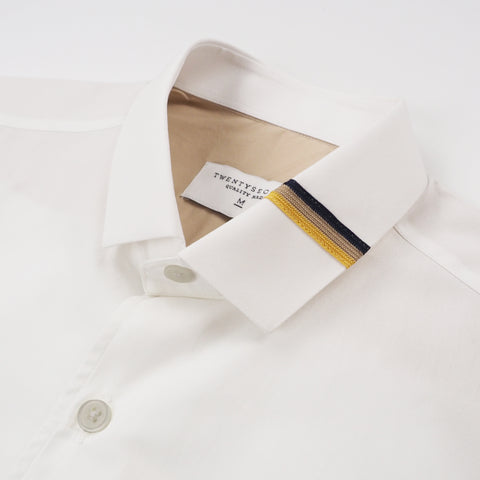 ETON COLLAR SHIRT - WHITE