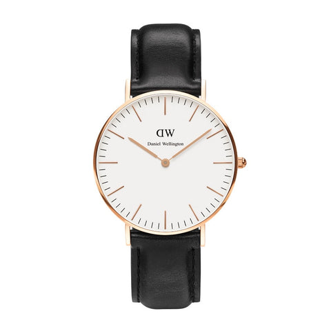 Classic Sheffield 36mm Rose gold