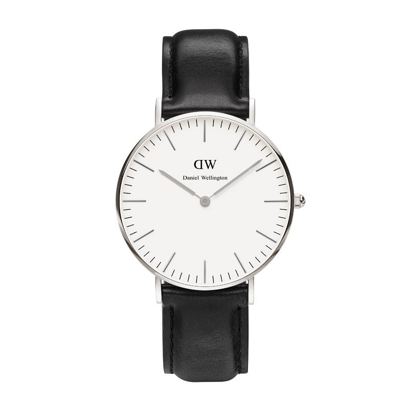Classic Sheffield 36mm Silver