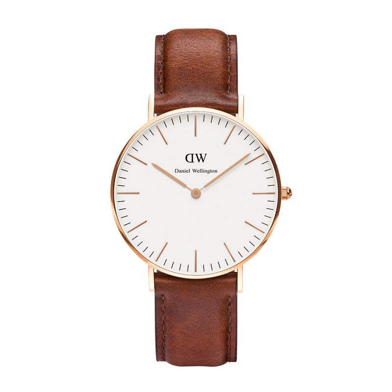 Classic St. Mawes 36mm Rose gold