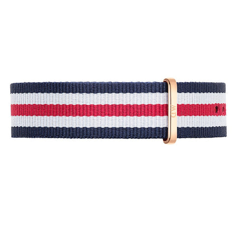 Wristband Classic Canterbury Rosegold  40mm