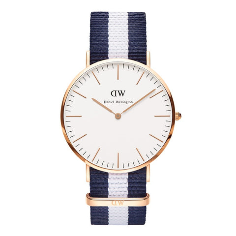 Classic Glasgow 40mm Rose gold
