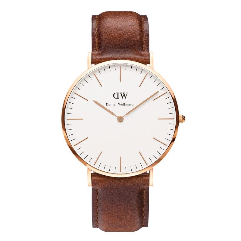 Classic St. Mawes 40mm Rose gold