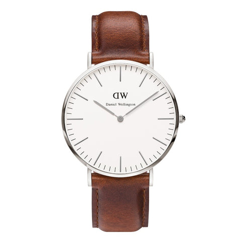 Classic Oxford 40mm Silver