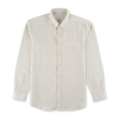 CHAMBRAY LONG SLEEVES - BEIGE