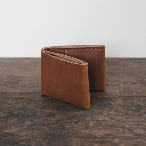 New Standard wallet - Natural color