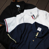 FLIP POLO TEES - NAVY