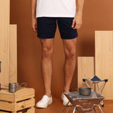 HOOK SHORTS - DARK BLUE