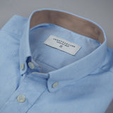 CASUAL OXFORD SHIRT - BLUE