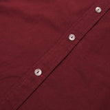 BRIT OXFORD DETACHABLE-MAROON