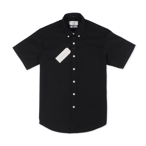 OXFORD SHORT SLEEVES - BLACK