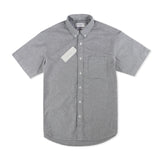 OXFORD SHORT SLEEVES - GREY