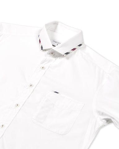 FLAG SHIRT - WHITE