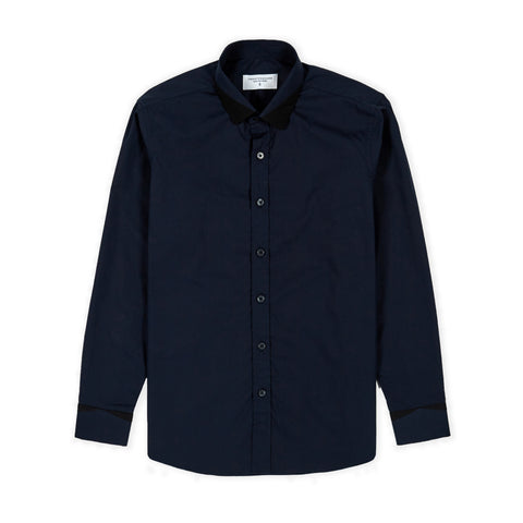 TRIANGLE SHIRT - DARK BLUE