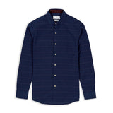 SQUARE SHIRT - NAVY