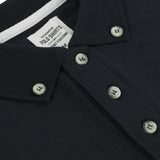 BASIC POLO TEES - BLACK