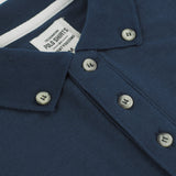BASIC POLO TEES - NAVY