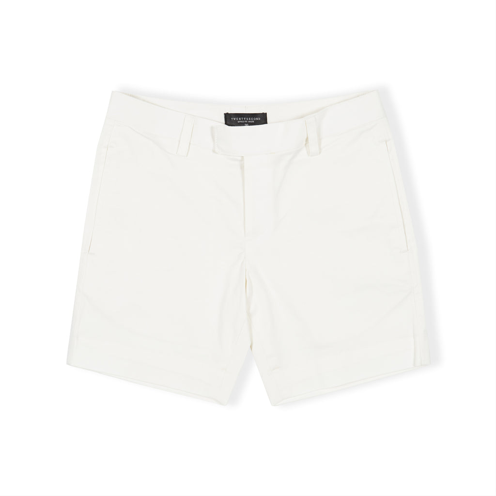 HOOK SHORTS - WHITE