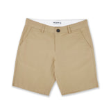 BASIC CHINO SHORTS-GOLDEN
