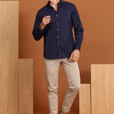 LATTE SHIRT NAVY