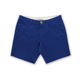 EXTRA SHORTS PLAIN - COBALT BLUE