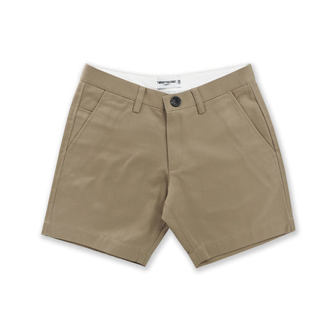 EXTRA SHORTS PLAIN - GOLDEN