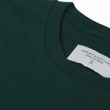 CLASSIC POCKET TEES : DARK GREEN