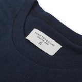 CLASSIC POCKET TEES : NAVY