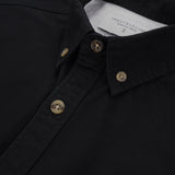 TWILL WORK SHIRT - BLACK