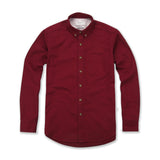 TWILL WORK SHIRT - RED