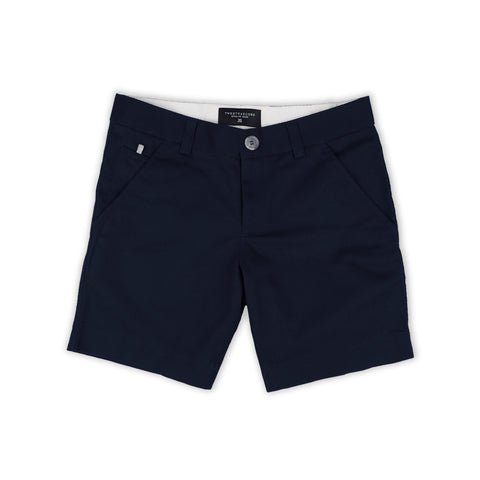 MATT CHINO SHORTS - DARK BLUE (EXTRA SHORTS)