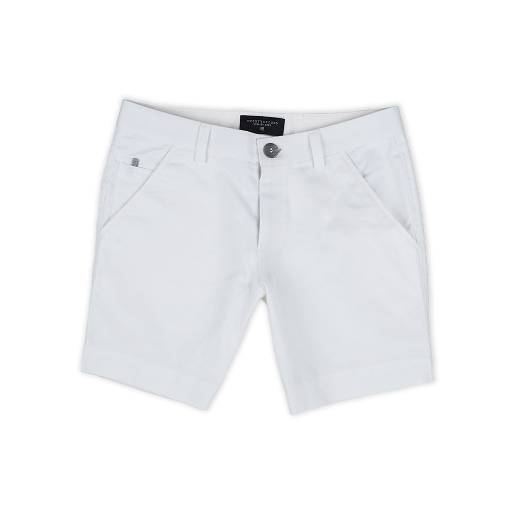 MATT WHITE SHORTS - EXTRA CHINO SHORTS