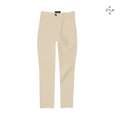 NEWTON CHINO PANTS - GOLDEN (High Waist)