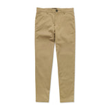 STRETCH CHINO PANTS - KHAKI