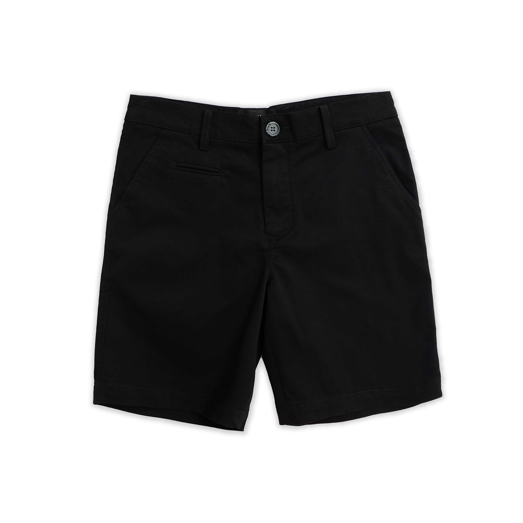 BILL REGULAR SHORTS - BLACK