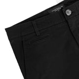 RAY CHINO PANTS - BLACK