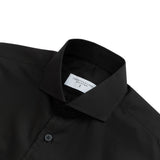 BASIC CUTAWAY COLLAR - BLACK