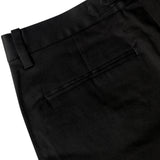 RALPH CHINO SHORTS - BLACK