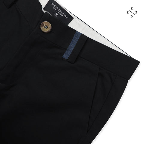 PREP REGULAR SHORTS - BLACK