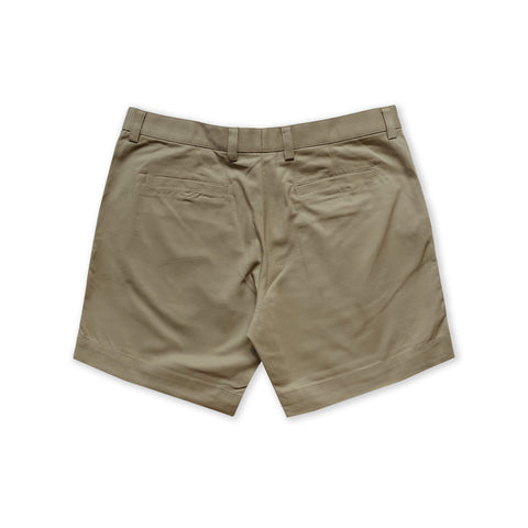 MATT CHINO SHORTS - BROWN (EXTRA SHORTS)
