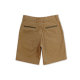BILL REGULAR SHORTS - BROWN