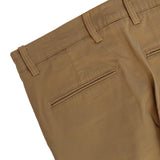 RAY CHINO PANTS - BROWN