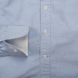BROOK OXFORD SHIRT - BLUE