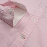 BROOK OXFORD SHIRT - PINK