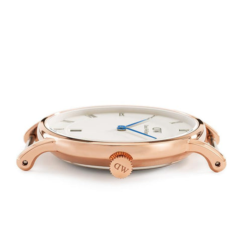 Dapper Bristol 34mm Rose gold