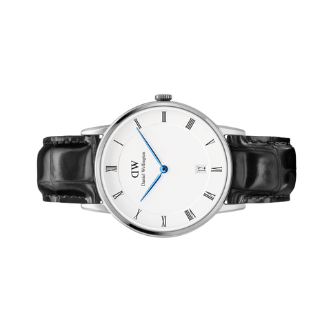 Dapper St.Mawes 34mm SIlver